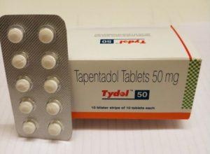 Buy Tapentadol 50mg