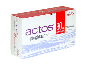 Buy Actos Tablets