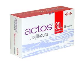 Buy Actos Tablets