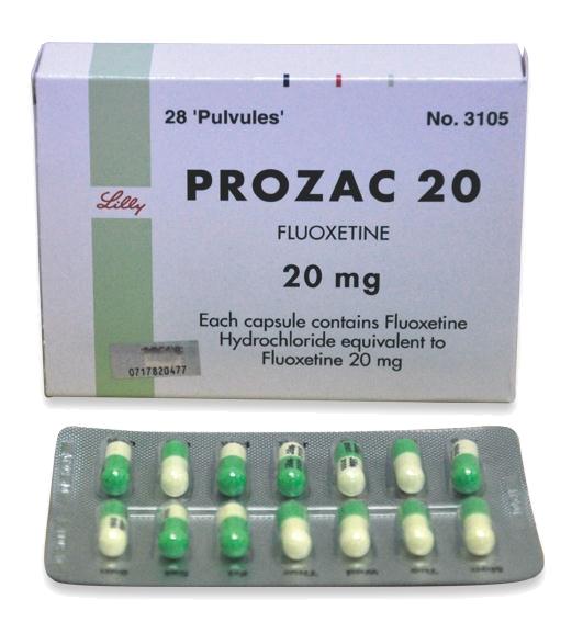 Buy Flouxetine Generic Prozac Capsules