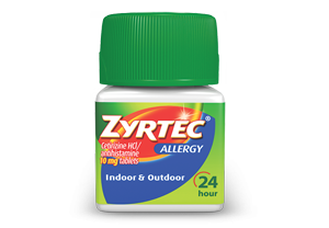 Buy Zyrtec Tablets