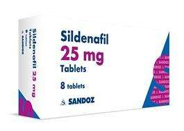 Buy Sildenafil 25mg Tablets