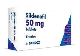 Buy Sildenafil 50mg Tablets