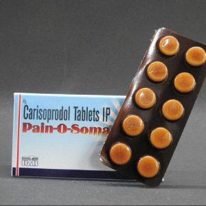 Buy Soma 350 Carisoprodol Tablets