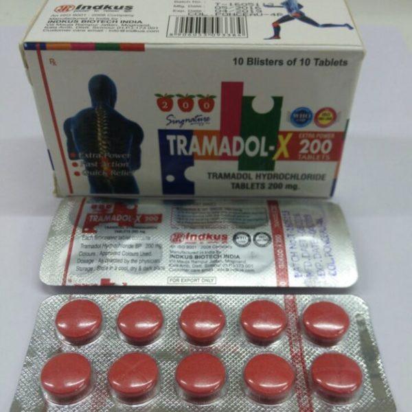 Buy Tramadol 200mg Tablets